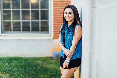 Alyssa | Wake Forest University Portraits