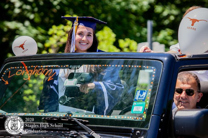 Dylan Goodman Photography - Staples High School Graduation 2020-332.jpg