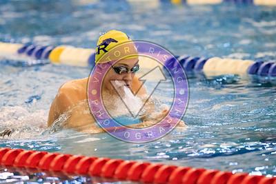 HS Regional Swim Meet