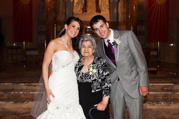 Nick and Nicole Wedding - Family