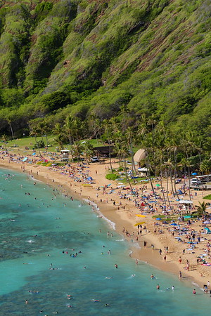 Hanauma Bay.  © 2020 Kenneth R. Sheide