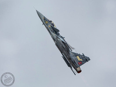 First Gripen 3000 flying hours