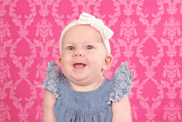 Adelyn 7 Months