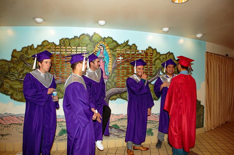 Sacred Heart Baccalaureate Mass 2018