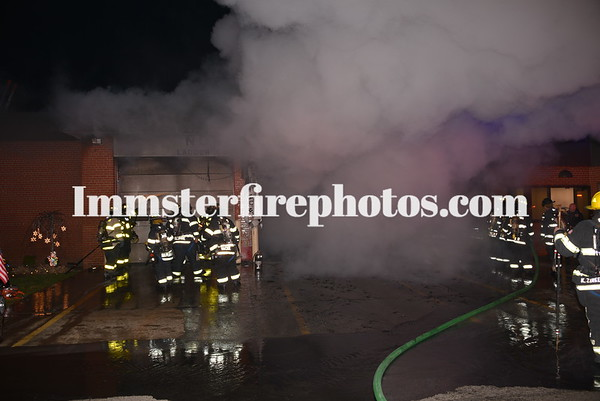 NORTH MASSAPEQUA FIRE DEPARTMENT FIRE HOUSE FIRE 12-25-19