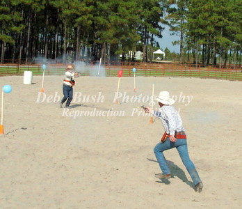COWBOY MOUNTED SHOOTERS-3