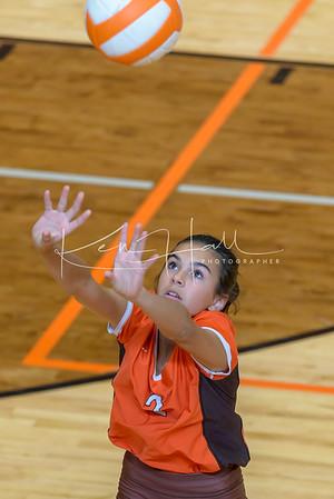 20210901 GHS Freshman Volleyball