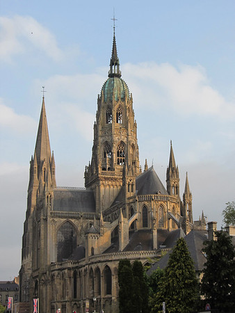 Bayeux and D-Day sites
