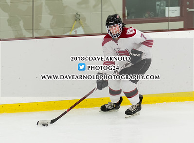 1/13/2018 - Girls Varsity Hockey - Middlesex vs Governor's Academy
