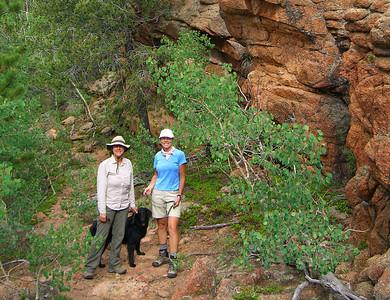 Lost Creek Wilderness, Colorado 7-25-08