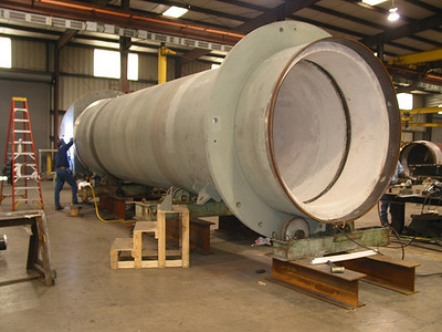"80"" Refractory Lined Tied Universal Expansion Joint (02/18/2005)"