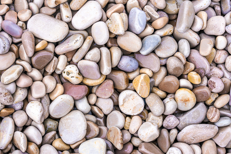 Schoolhouse Beach Stones