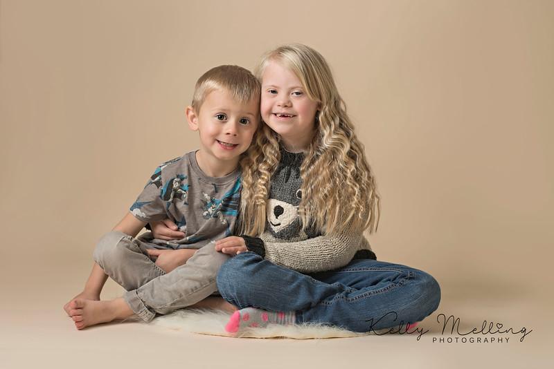 beautiful sibling photoshoot preston lancashirene  newborn baby and child