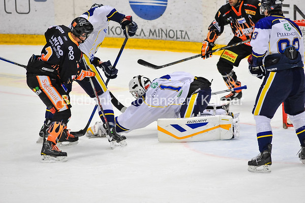 Nybro Flames vs Lenhovda IF 161127