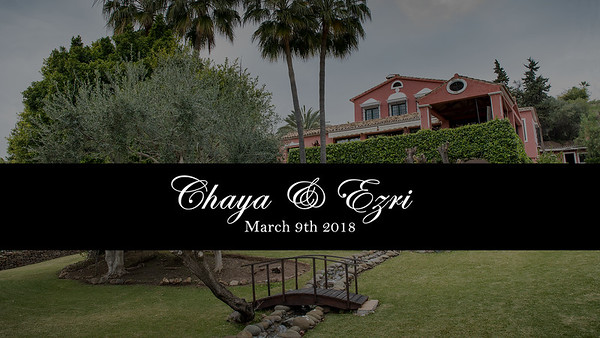 Chaya and Ezri's Slideshow