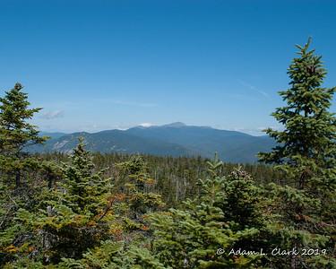 Mt. Nancy & Vose Spur 9/21/19 & 9/22/19