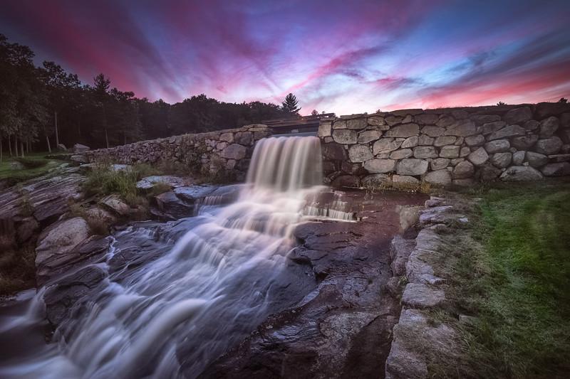 Chivers Dam