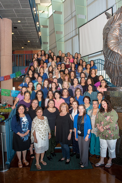 The Island University celebrates the hard work of our administrative staff during Administrative Professionals Day.