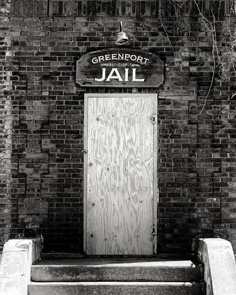 Greenport jail