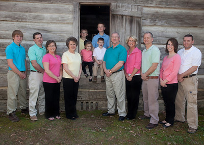 The Bartley Family