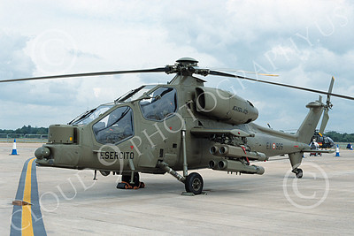 Agusta A129 Mangusta Military Helicopter Picture