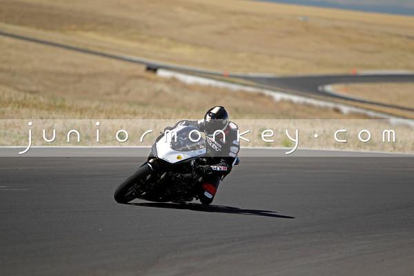 Ducati - Black White