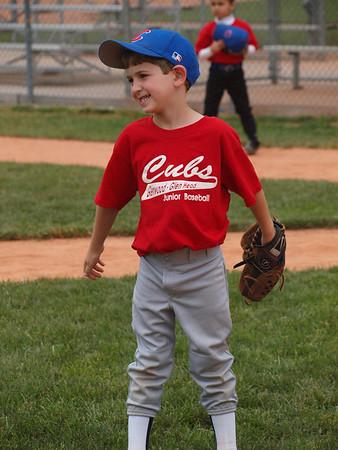 week 7 cubs baseball
