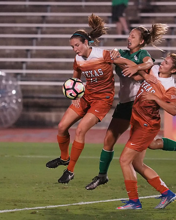 University of Texas Soccer vs. North Texas 9.16.2016