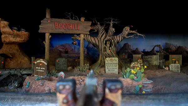 Disneyland Resort, Disneyland, Frontierland, Shootin, Arcade, Exposition