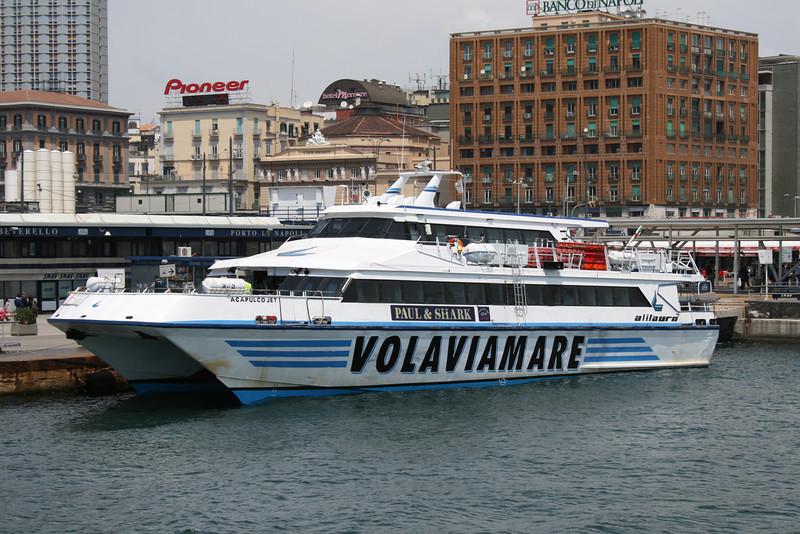 2010 - ACAPULCO JET in Napoli