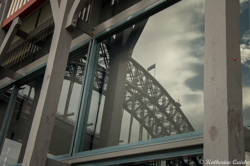 Harbour Bridge Reflection