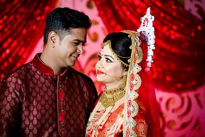 Shaptadipa & Prasenjit/Hindu Wedding