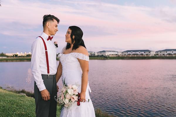 Sugey & Jherfriees Wedding