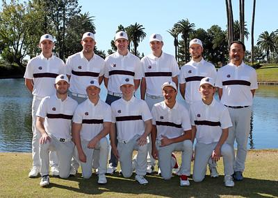M GOLF Team and Individual Photos