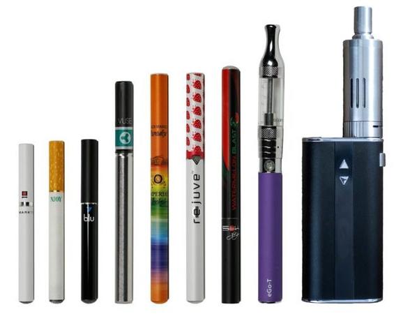 E Cigarettes