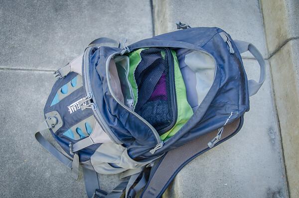 A Bare Minimum Weekend Packing List