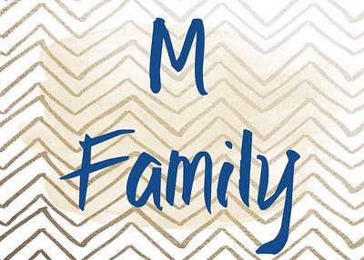 """""""M"""" Family"""