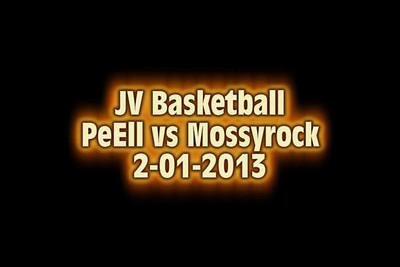 JV PeEll vs Mossyrock 2-01-13