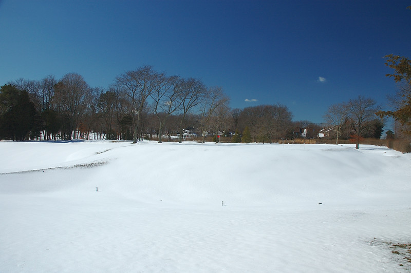 Near the the 3rd green.....