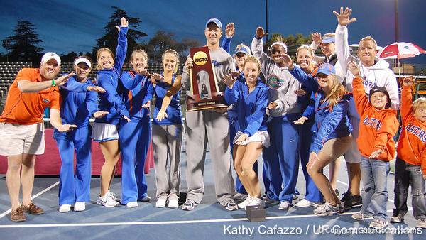 Photo Gallery: UF Women's Tennis vs. Stanford, NCAA Championship, 5/24/11