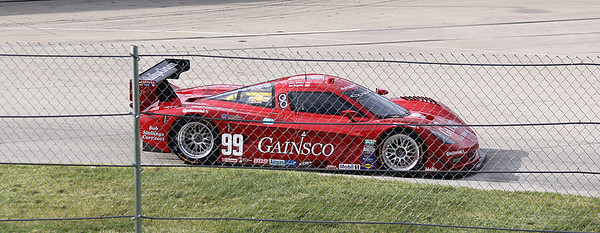 Detroit Grand Prix - June, 2012