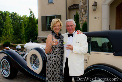 The Taylor's Gatsby Mobs & Gangsters Party