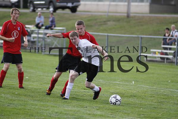LUHS soccer v Washburn
