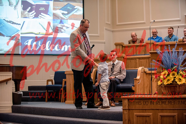 Promotion Sunday and special music 060219