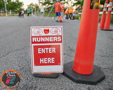 Pre race--World's Fair Duathlon 6/6/21