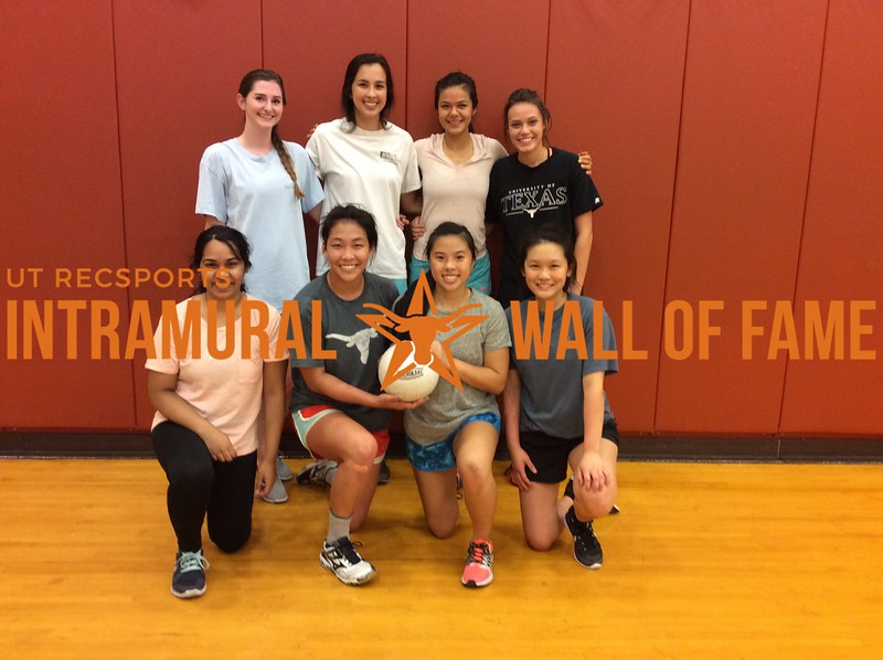 Fall 2016 Volleyball Women's A Champ_Kinky Sets