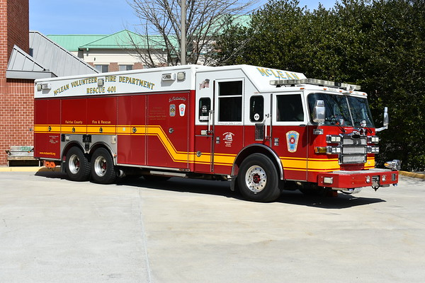 Company 1 - McLean Fire Department