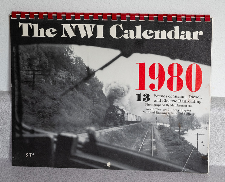 Railroad Calendar