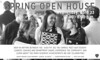 spring open house leaven ad