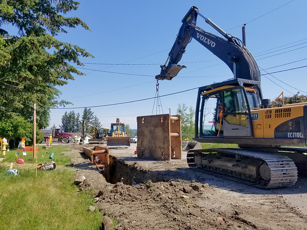 Alpine Water System Upgrades, 100 Mile House